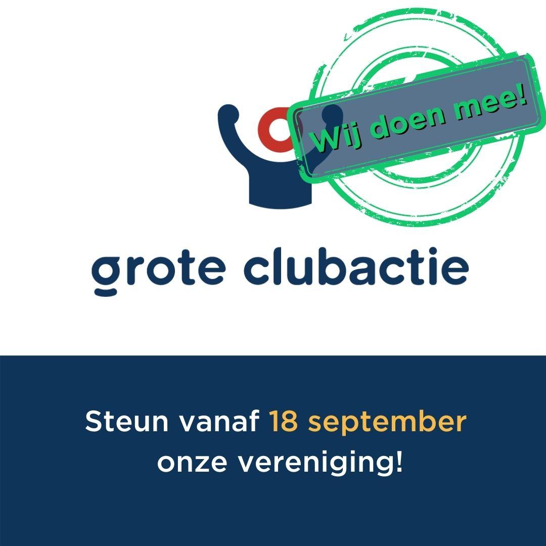Grote Clubactie is weer gestart!