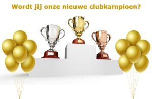 Aanmelden Club Kampioenschappen 2021 (mini's t/m JO13/MO13)